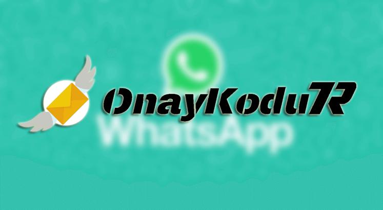 Whatsapp Güvenli ve Hızlı Numara Alma